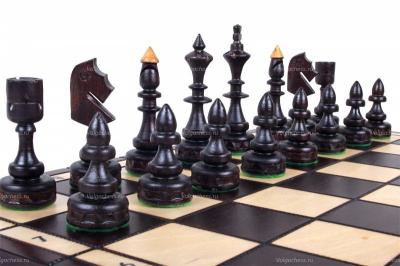 """Шахматы """"Индийские малые"""""""