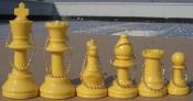Брелок шахматный пластмассовый для ключей